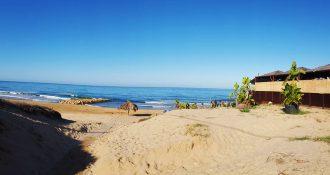Spiaggia di Bruca
