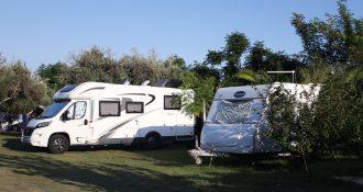 Piazzole camper/roulotte